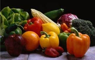 Antioksidanter i grønnsaker, frukt og bær