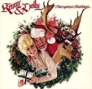 Kenny Rogers og Dolly Parton: Once upon a Christmas
