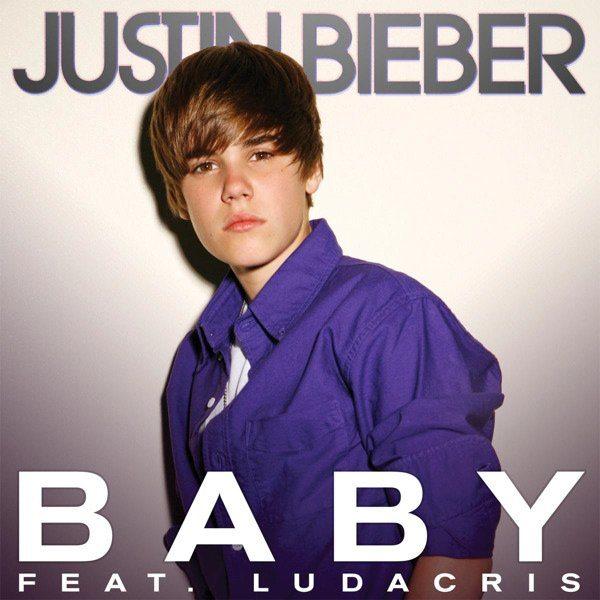 "Justin Biebers single ""baby"""