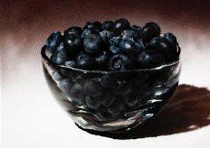 Blåbær er sunt, ikke minst viltvoksende