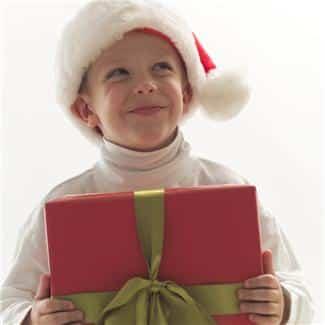 Min første julegave kjøpt for egne penger