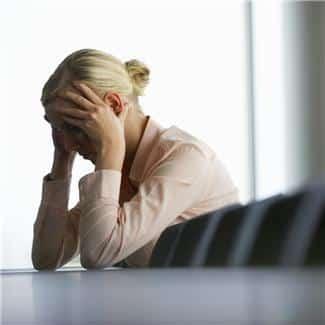 langvarig stress symptomer