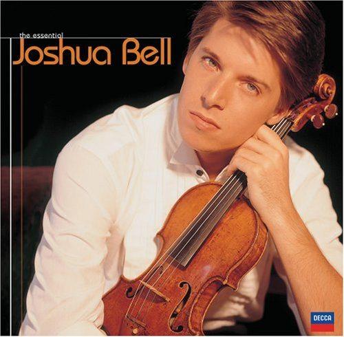 Joshua Bell. En av verdens mest fremragende violinister