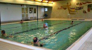 Krokeide rehabilitering. Svømmehallen.