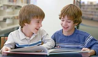 Barn som er flinke til å oppfatte hva andre tenker og føler, får lett venner.