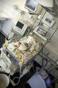 Personalet på Barneklinikken gjorde sitt ytterste for å redde Viktor.