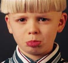 Barn som er urolige, har en tendens til å finne hverandre. (www.johnsteffensen.no)