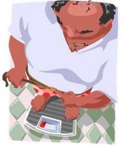 Pass på at det totale fettinntaket blir mindre enn det har vært tidligere, fordi mettet og umettet fett inneholder like mye energi (kalorier) og derfor kan bidra til vektøkning.