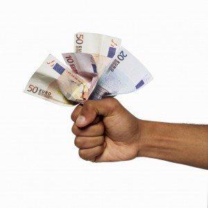 Om øremerking av midler