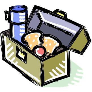Om du sverger til matpakke, kan du gå til anskaffelse av en matboks.