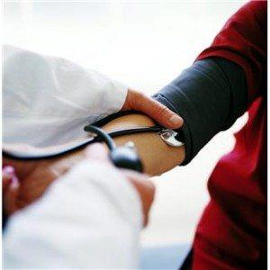 15 til 20% har høyt blodtrykk