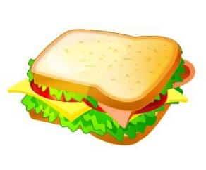 Hele 85% av de barna som lager matpakke selv, spiser den opp.