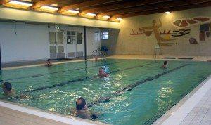 Vanngymnastikk er et viktig element i hjerterehabilitering. (Foto: johnsteffensen.no)