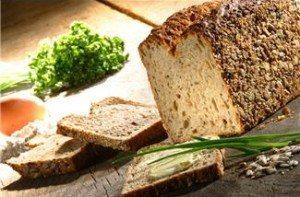 I et fiberrikt kosthold inngår bl.a. produkter laget av grovt mel