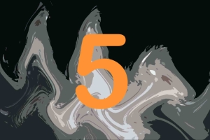 5 ergometersykkel