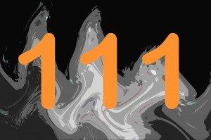 111 innlegg basert på hjerte. Foto: John Steffensen