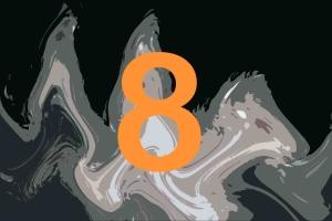 8 oppdragelse