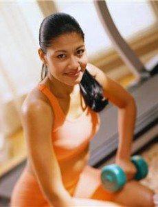 Energi og overskudd blir resultatet av gode treningsøkter.