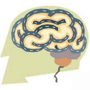 Menneskehjernen rydder opp