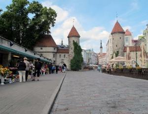 Tallinn – Europas best bevarte middelalderby
