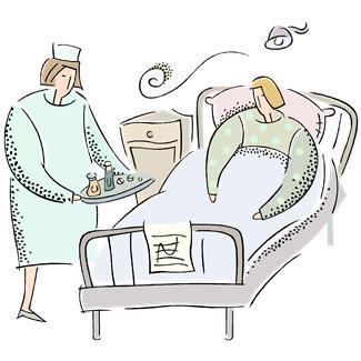 Nå fikk hun enda en antibiotikakur med det samme medikamentet som ikke hadde hatt noen som helst effekt tidligere...! Det forundret oss.