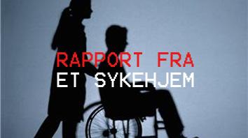Rapport fra et sykehjem i Bergen