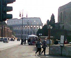 Colosseum i dag (Foto: Britt Hilt Caspersen)