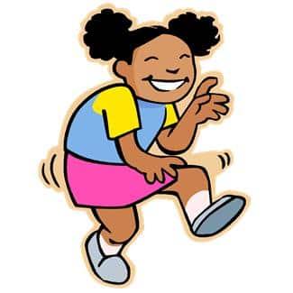 Leker til barnebesøk (Del 4) handler om leker der deltakerne må tåle på bli litt våte... (www.johnsteffensen.no)
