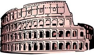 Roma for første gang