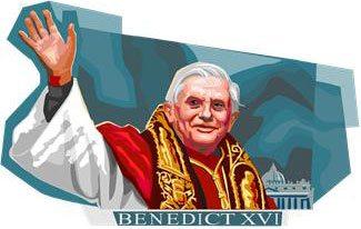Pave Benedict XVI