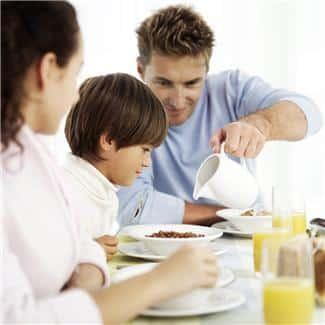 En bør ikke sløyfe frokosten om en ønsker å redusere kolesterol...