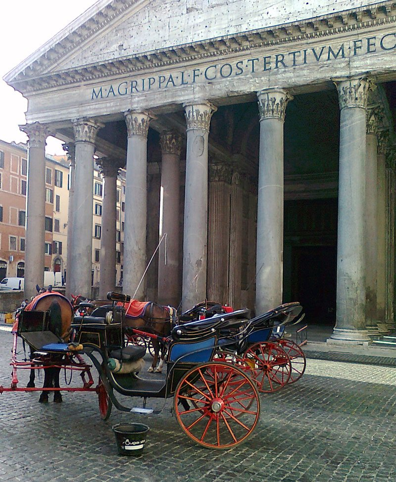 Pantheon (Foto: Britt Hilt Caspersen)