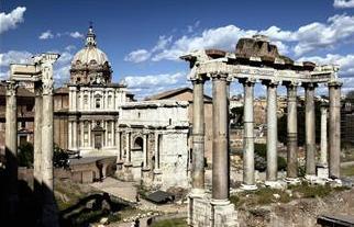 Roma for første gang - Del 5