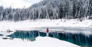 22. februar – Den som falt gjennom isen etter denne dagen, måte redde seg selv