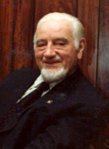 Min far var en klok mann som mange lånte øre til. Her fotografert tre år før han brått gikk bort. (Foto: johnsteffensen.no)