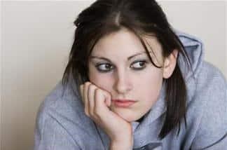 Misunne... Slutt å se på en annen for å sammenligne deg med ham/henne.