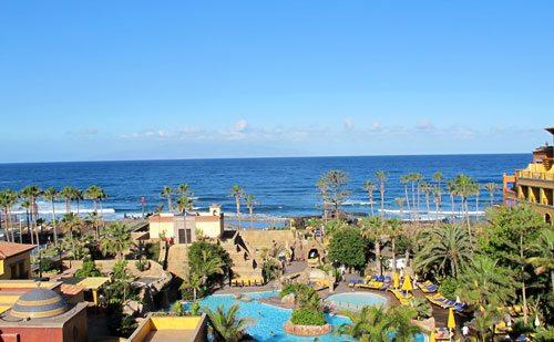 Fra Tenerife (Foto: johnsteffensen.no)
