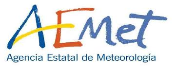 yr.no anbefaler følgende for Spania og spanske øyer: Agencia Estatal de Metereologia
