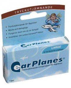 EarPlanes ørepropper er blitt testet av John Steffensen