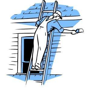 Nå er beste tiden av året til å beise eller male huset utvendig.