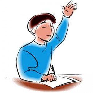 Den godt voksne mannlige lærerstudenten rakk selv opp hånden når han ville komme til orde i sine egne timer for å undervise. Han kunne heller ikke det mest elementære i barneskolens matematikk...