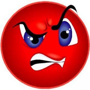 Bananfluer får mange til å se rødt! Det går an å få gjort noe med det. Men det er ikke gjort i en feidrei... (johnsteffensen.no)