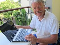 Reisebrev fra Madeira - John Steffensen