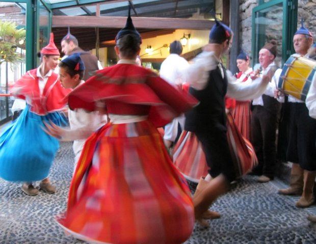 At Madeira (Photo: John Steffensen / www.johnsteffensen.no)