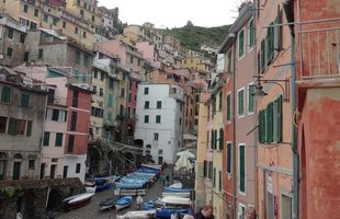 Riomaggiore (Foto: Britt Hilt Caspersen)