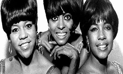 Platetitler er ikke alltid like lette å få med seg. Slik som denne med The Supremes....
