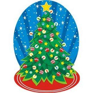Hva kan du om pynten på juletreet?
