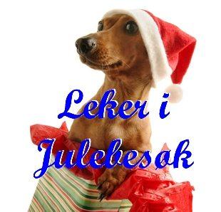 Leker i julebesøk 1