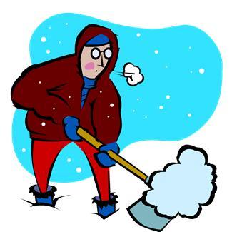 Snømåking på morgenkvisten er en stor belastning, ikke minst for hjertet. (www.johnsteffensen.no)