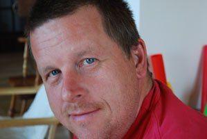 Bård Nygaard Sandnes, lærer i media og kommunikasjon